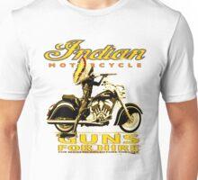 GUN FOR HIRE.. Unisex T-Shirt