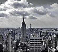 NYC B&W by kelliejane