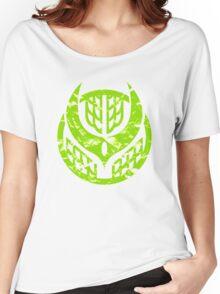 Zangetsu Logo - Kamen Rider Women's Relaxed Fit T-Shirt