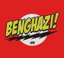 Benghazi! by luvthecubs