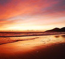 Sunrise at One Mile  by kelliejane