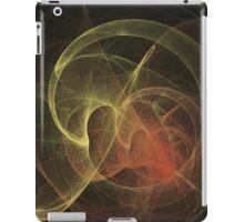 Abstract Art Magic Flame iPad Case/Skin