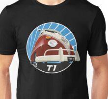 VW Type 2 Transporter T1 red Unisex T-Shirt