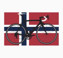 Bike Flag Norway (Big - Highlight) by sher00