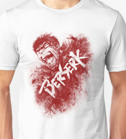 Berserk Blood Art Unisex T-Shirt