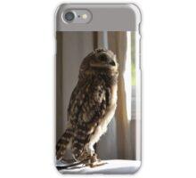 Burrowing Owl in the Sun iPhone Case/Skin