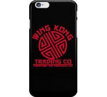 Wing Kong  iPhone Case/Skin