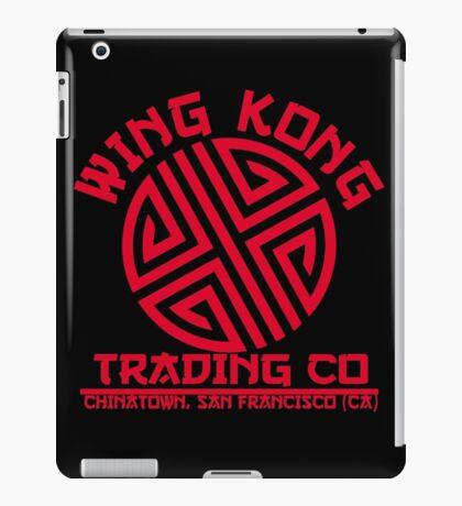 Wing Kong  iPad Case/Skin