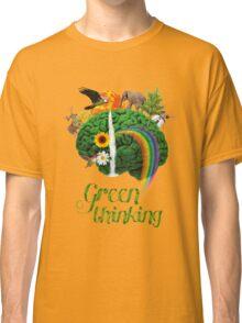 Green Thinking - love of Nature | Pensamiento en verde - amor por la Naturaleza Classic T-Shirt
