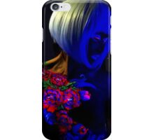 Neon China Girl iPhone Case/Skin