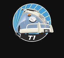VW Type 2 Transporter T1 light blue Unisex T-Shirt