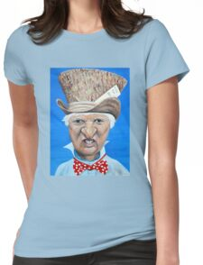 """Bob Katter as the """"Mad Katter"""" Womens Fitted T-Shirt"""