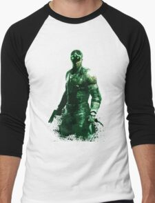 Splinter Cell Men's Baseball ¾ T-Shirt