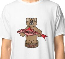 Pirate Bear Seattle 2017 Classic T-Shirt