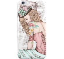 Marie Antionette iPhone Case/Skin