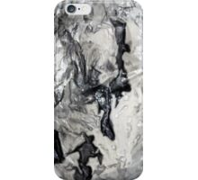 Plastic & Paint iPhone Case/Skin