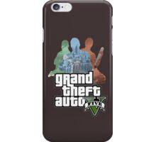 Grand Theft Auto V - Minimalistic iPhone Case/Skin