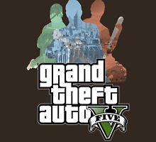 Grand Theft Auto V - Minimalistic Unisex T-Shirt