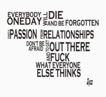 everybody die by joba1366