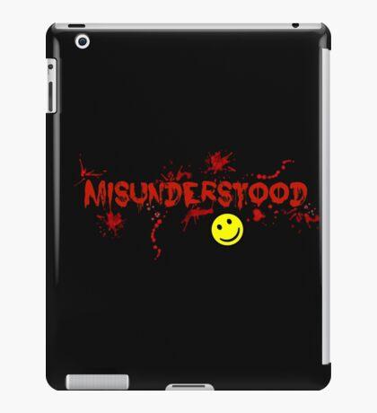 Misunderstood! iPad Case/Skin