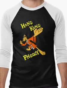 Hong Kong Phooey Men's Baseball ¾ T-Shirt