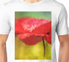 Adorable Poppies... Unisex T-Shirt