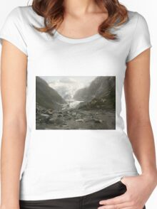 The Majestic Gateway Women's Fitted Scoop T-Shirt