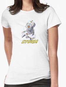 Storm - Classic Womens Fitted T-Shirt