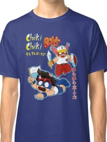 Chiki Chiki Boys Are GO! Classic T-Shirt