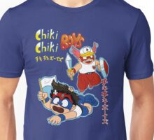 Chiki Chiki Boys Are GO! Unisex T-Shirt