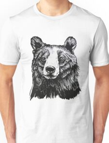 Ink Bear Unisex T-Shirt