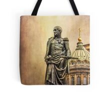 Russian Field Marshal Barclay de Tolly Tote Bag