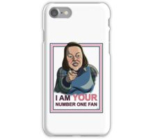 """Illustration inspired by the movie """"Misery"""" iPhone Case/Skin"""