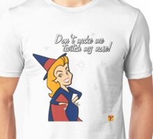 Don't make me Twitch it! Unisex T-Shirt