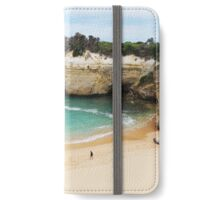 Loch Ard Gorge, Victoria iPhone Wallet/Case/Skin