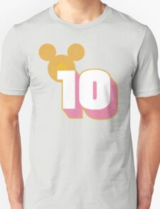 10 Things to Know Before You Go T-Shirt