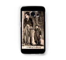 Charlie Chaplin and The Kid Samsung Galaxy Case/Skin
