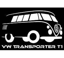 VW Transporter T1 Photographic Print