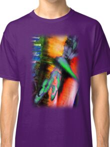 Psychedelic Dragonfly  Classic T-Shirt