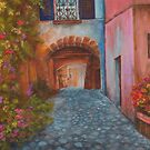 Tuscany by Kathleen Kelly-Thompson
