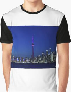 Toronto Skyline Graphic T-Shirt