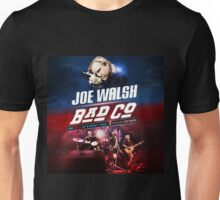 JOE WALSH BAD CO ARROW Unisex T-Shirt