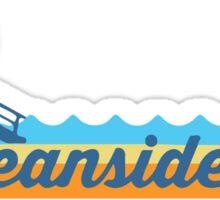 Oceanside - California. Sticker