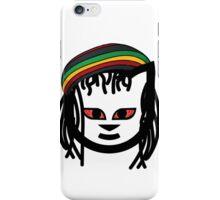 Rasta Cat iPhone Case/Skin