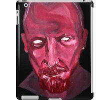 Captain James Flint- Anger. iPad Case/Skin