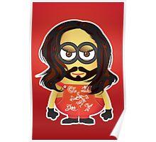 Conchita Minion Poster
