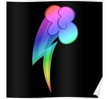 MLP - Cutie Mark Rainbow Special - Rainbow Dash Poster