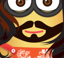 Conchita Minion Sticker
