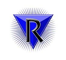 Letter Emblem - R by USrandomDUDE