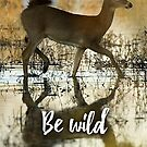 Be wild - White tailed doe by garigots
